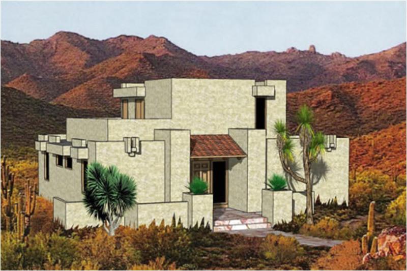 1462 square feet 3 bedrooms 2 bathroom adobe house plans 0 garage 15400