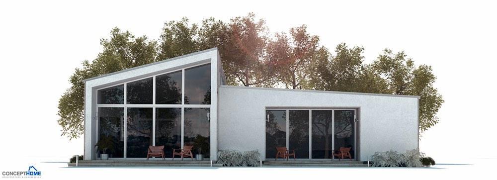 Affordable Modern Home Plans Affordable Home Plans Affordable Modern Home Plan Ch281