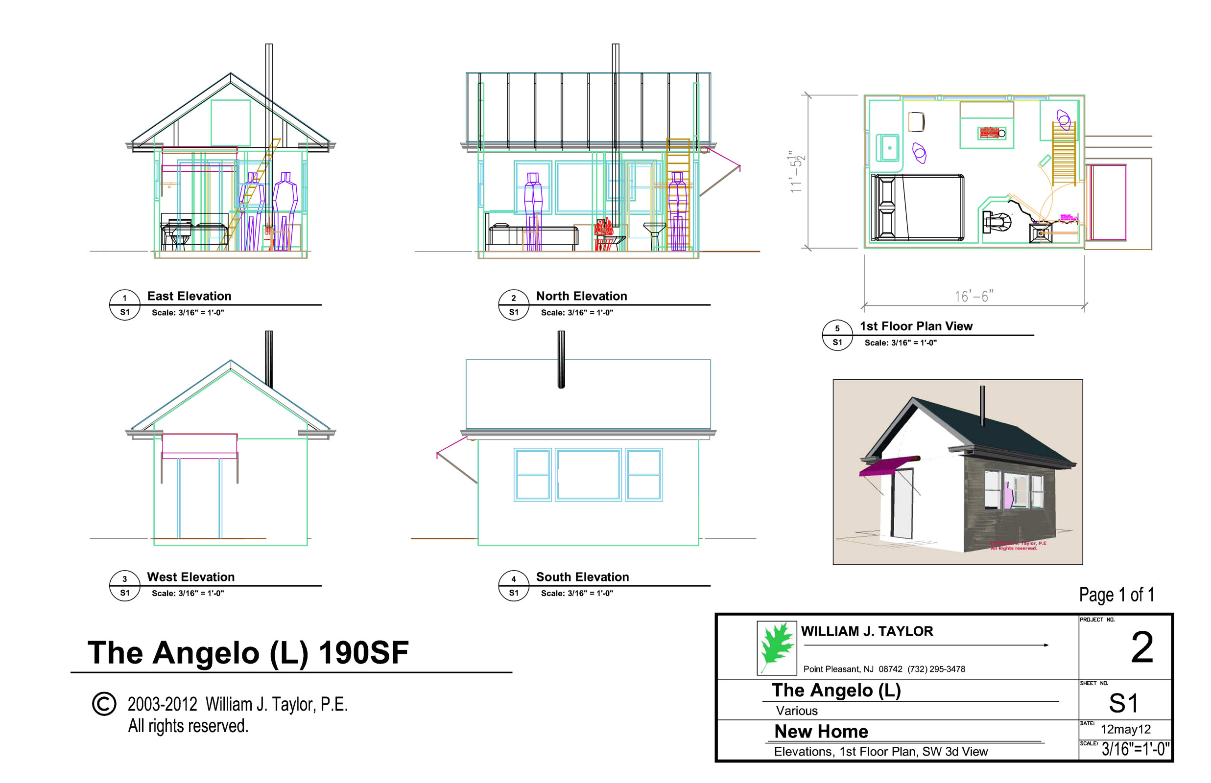 Affordable Passive solar Home Plans the Angelo Affordable Open Plan Small Footprint