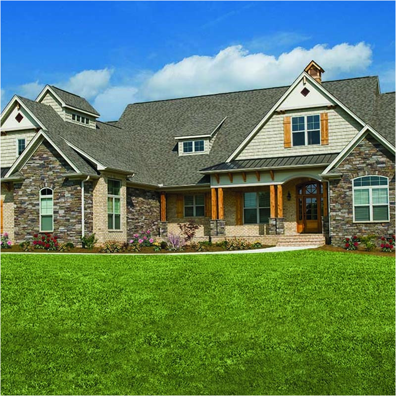 american craftsman home style