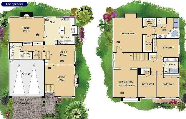 american west homes floor plans