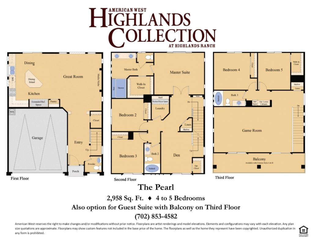 American West Homes Floor Plans New American West Homes Floor Plans New Home Plans Design