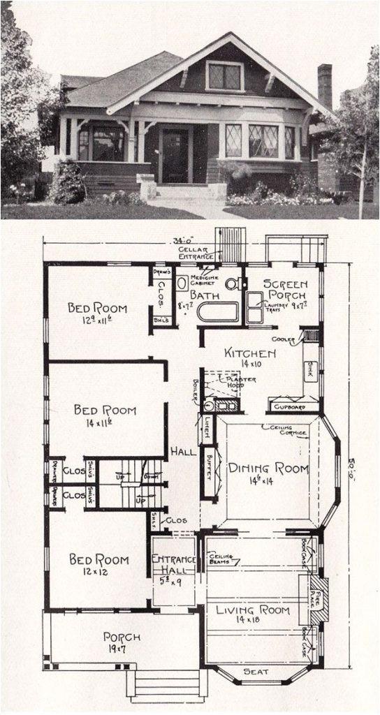 antique home floor plans unique best 25 vintage house plans ideas on pinterest bungalow floor