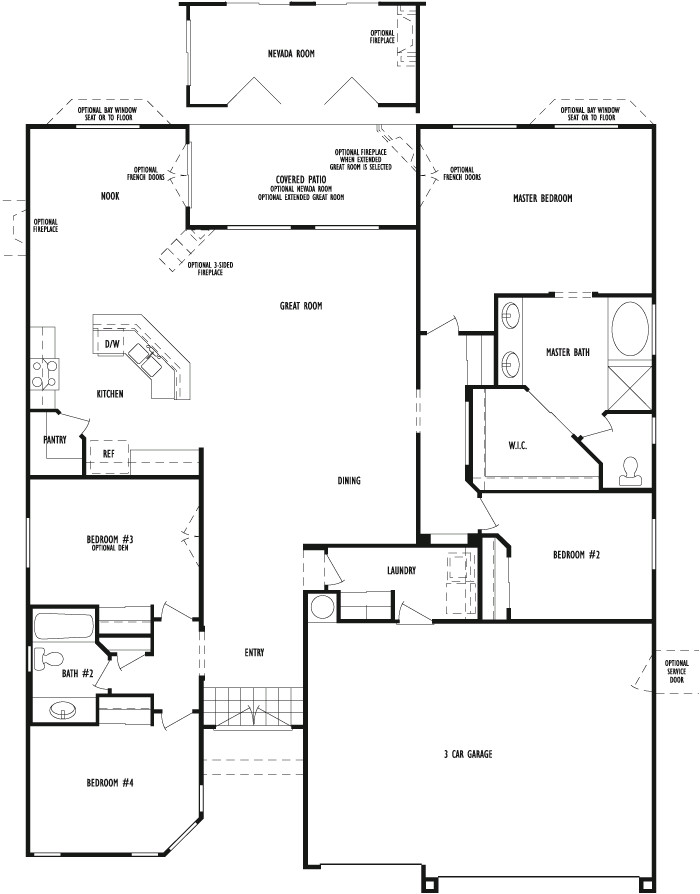 dr horton capri floor plan arizona