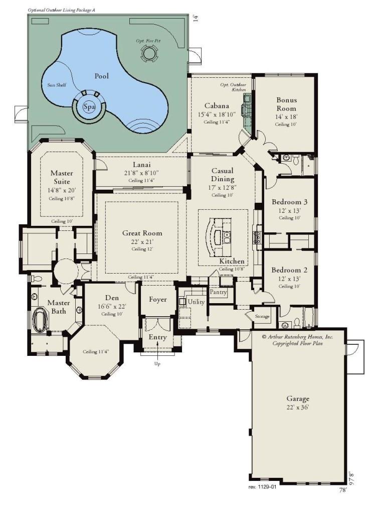 arthur rutenberg homes floor plans