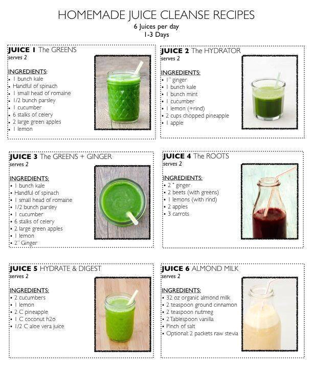 guide juice cleanse