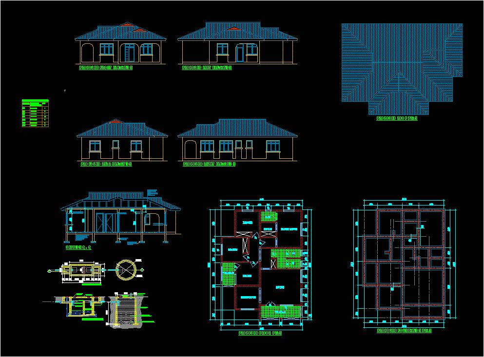 house plan three bedroom 73533