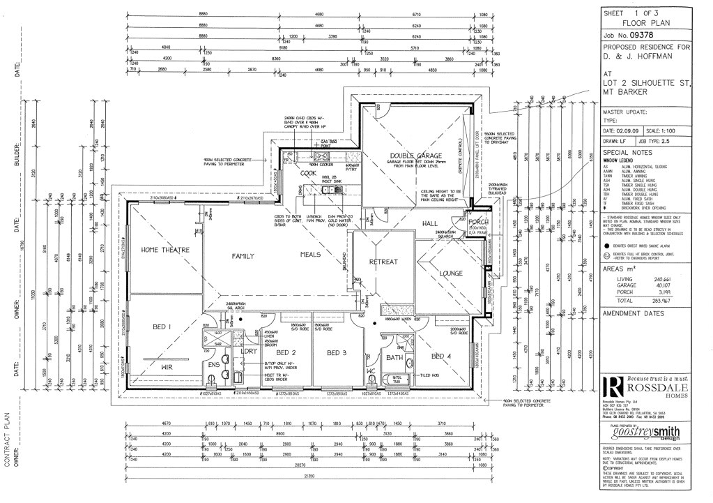 av jennings house plans