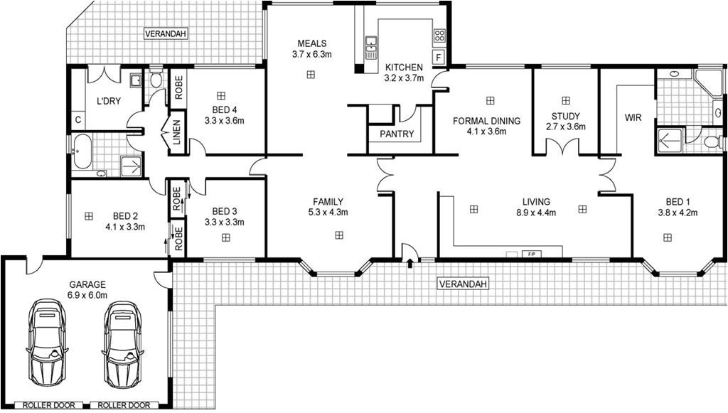 Av Jennings House Plans Av Jennings House Plans 1960s Home Design and Style