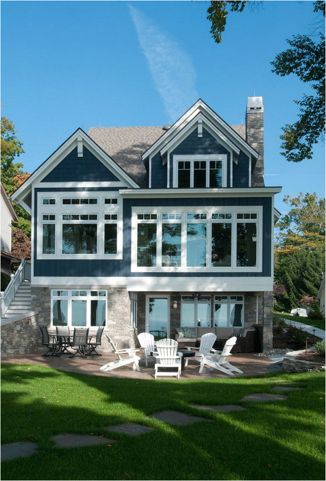 award winning waterfront home plans