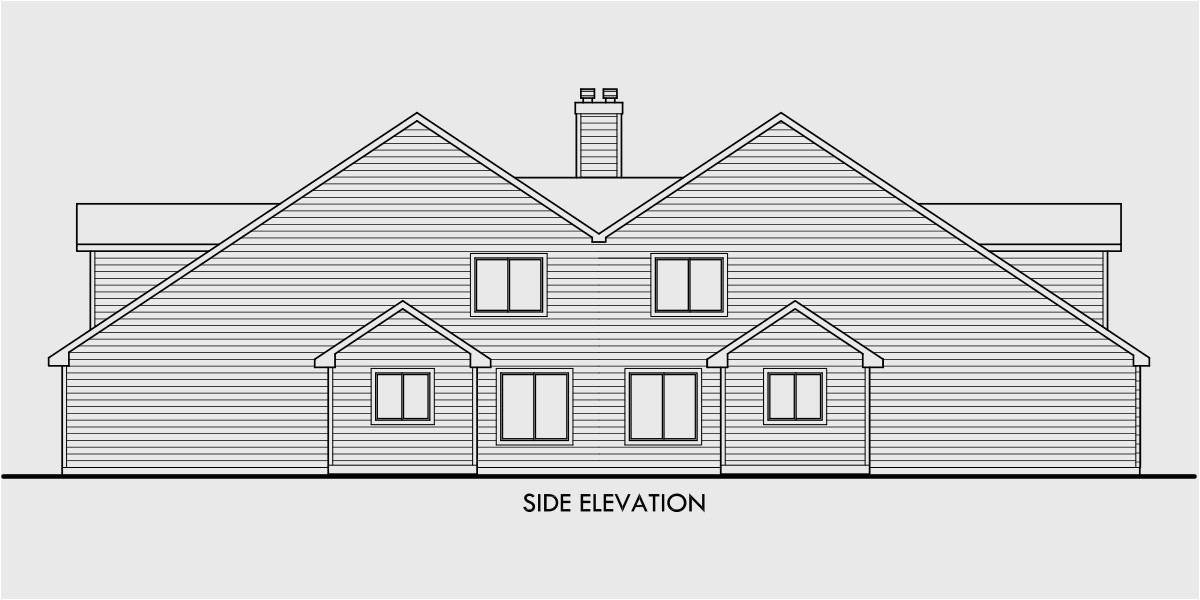 back to back duplex house plans