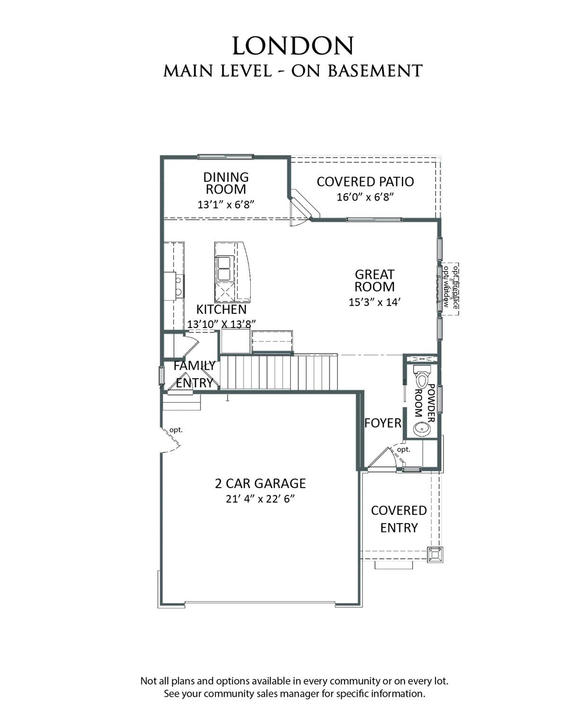 baessler homes floor plans
