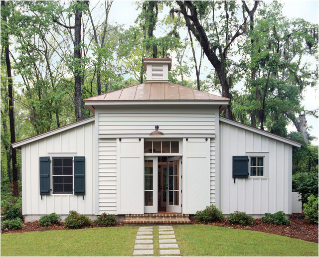 Barn Guest House Plans tobacco Shed Guesthouse Spring island south Carolina