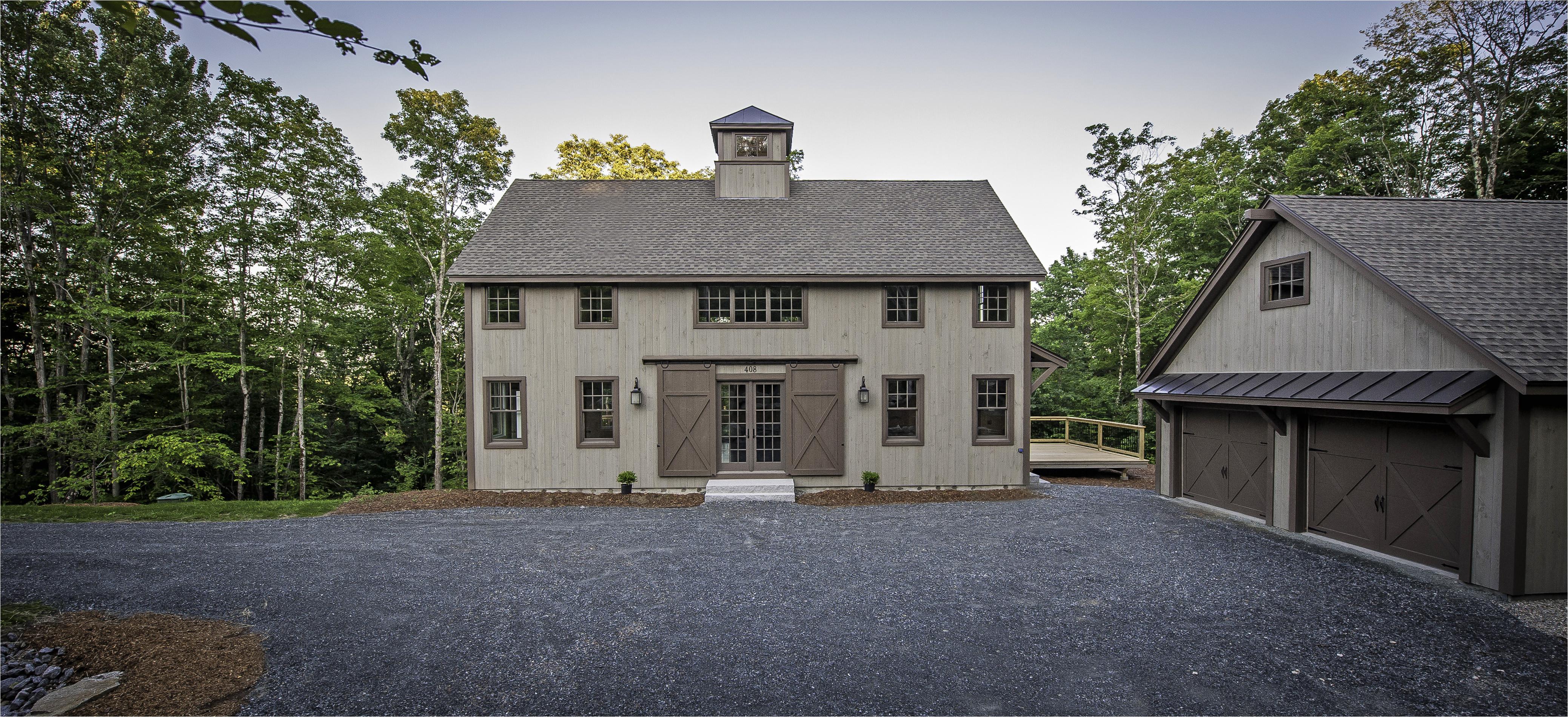 popular barn house plans
