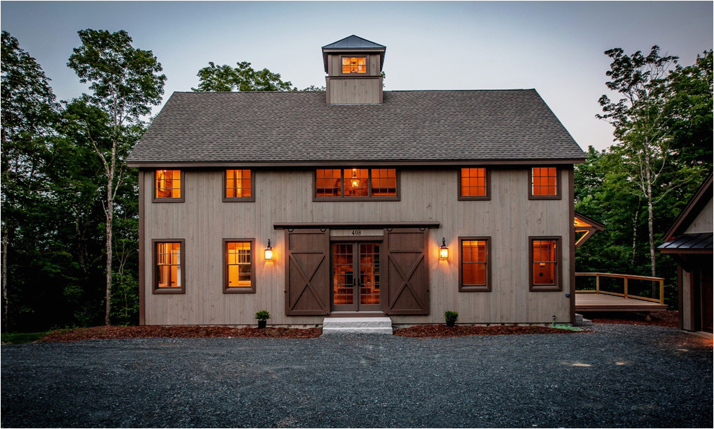 grantham barn house complete
