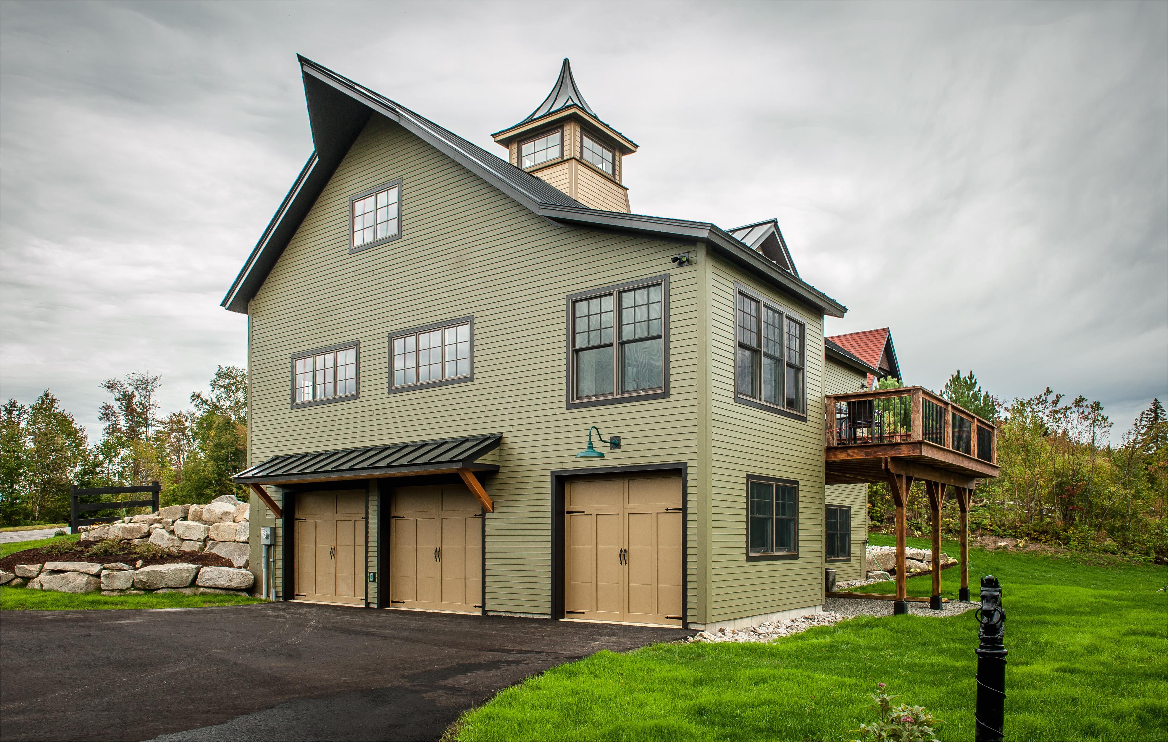 the cabot barn house one floot print three floor plan sizes