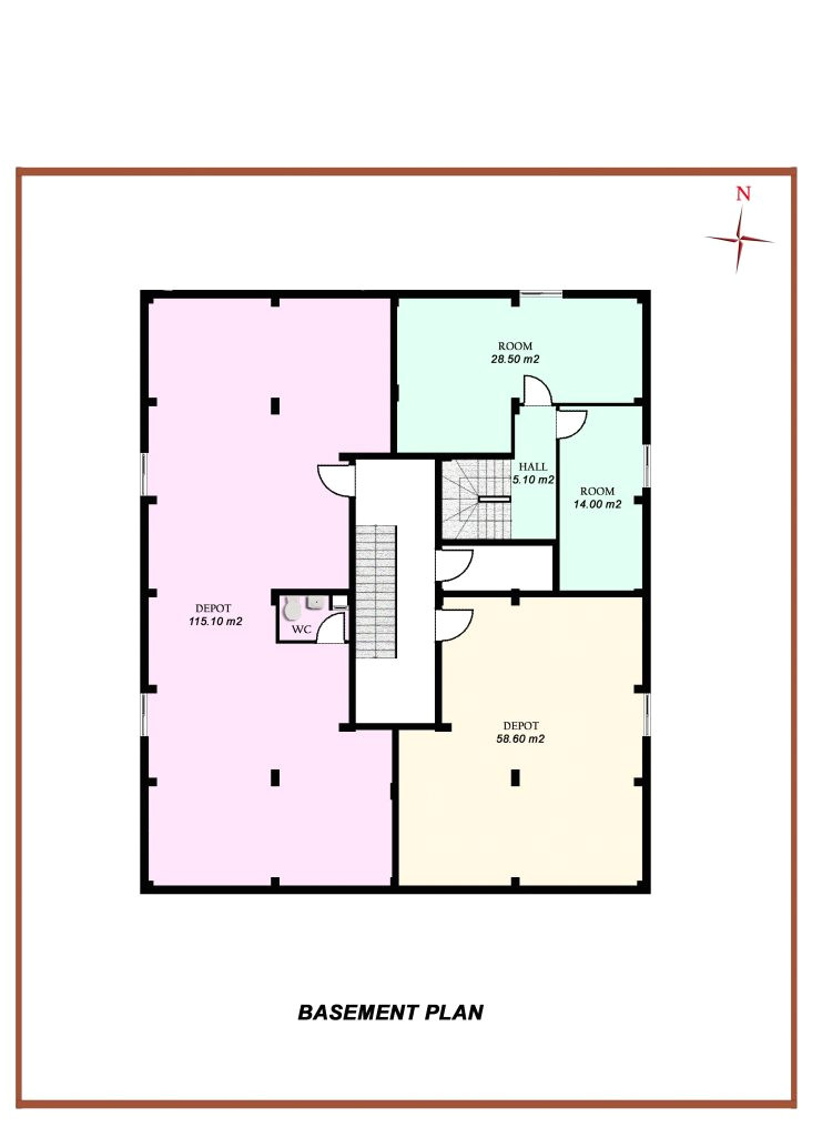 small house plans with basements