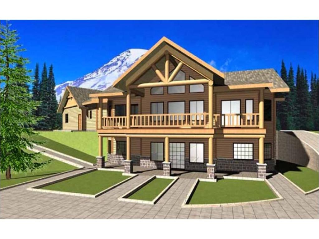 bavarian style house plans image