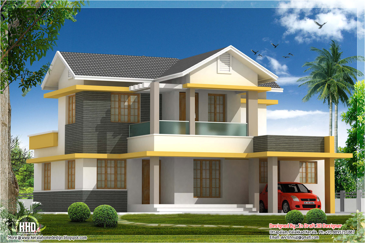 palakkad home design