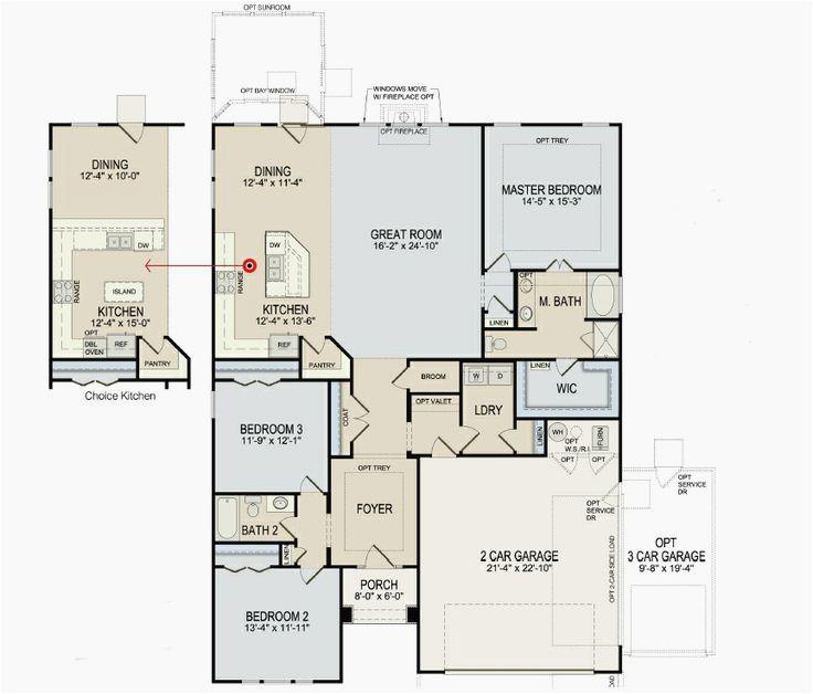 beazer homes floor plans ga
