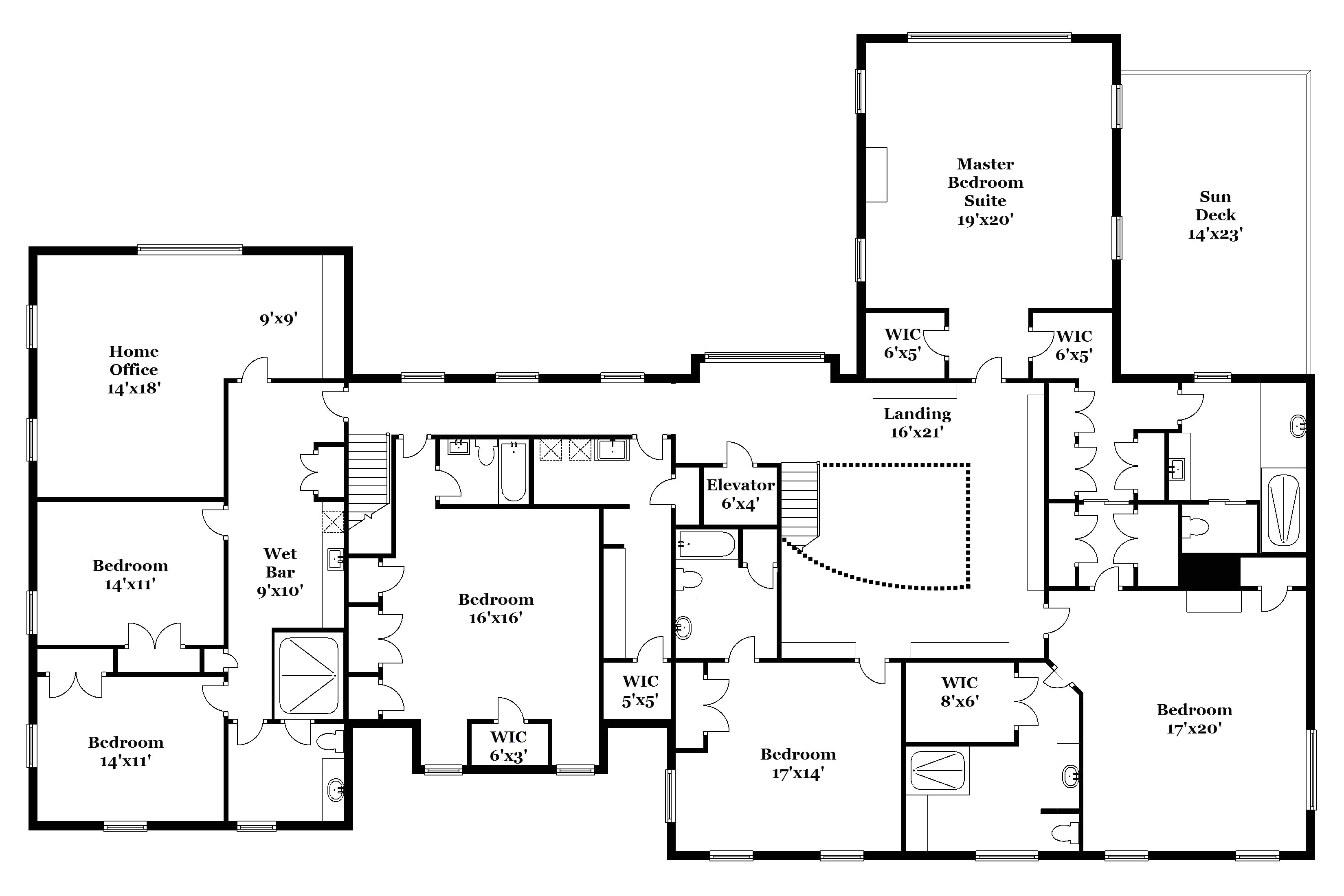 Beazer Homes Floor Plans05 Beazer Homes Floor Plans Sc