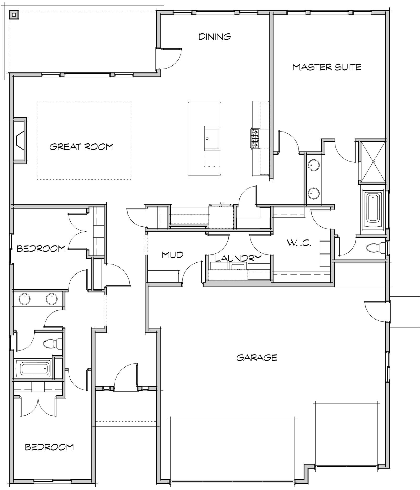 old ryland home floor plans