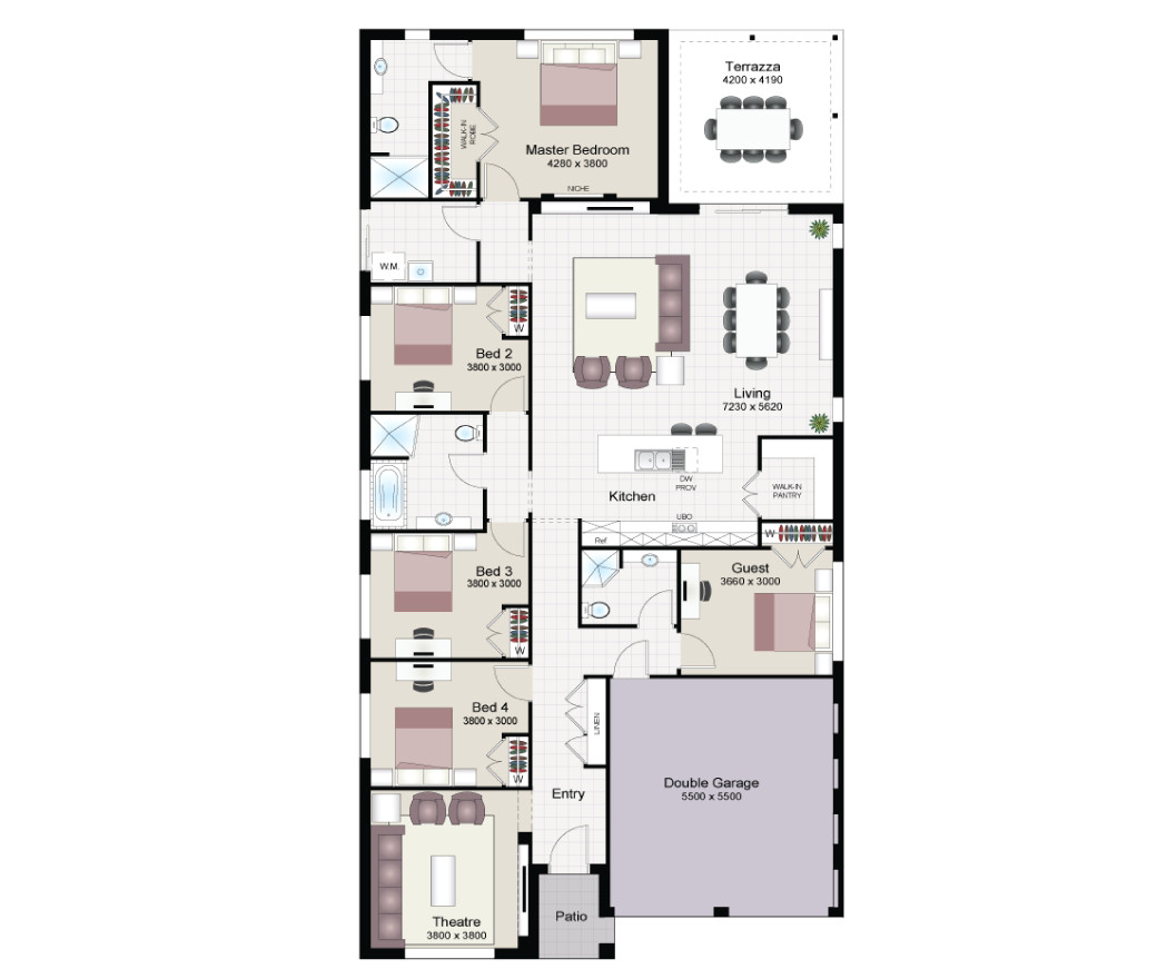 beechwood homes floor plans