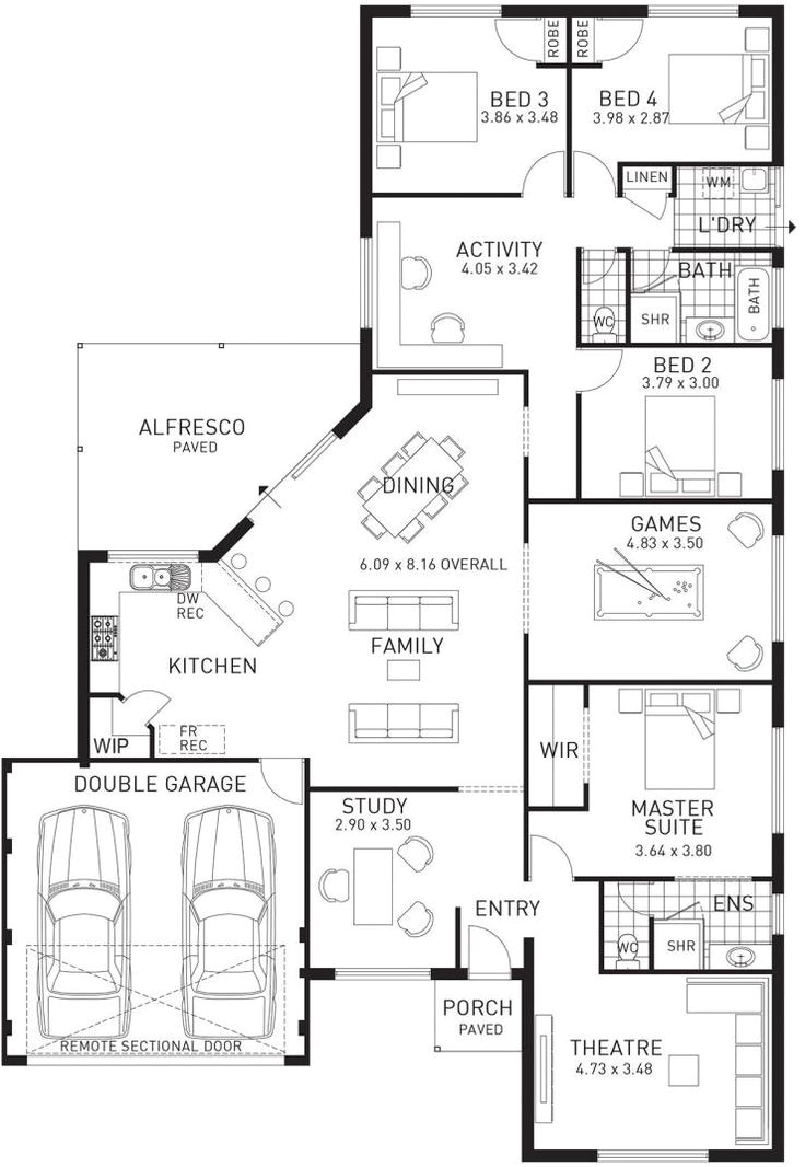 practical family house plans