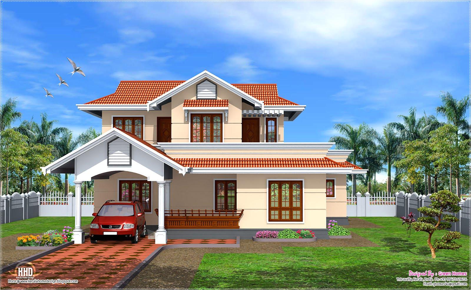 february kerala home design floor plans 17