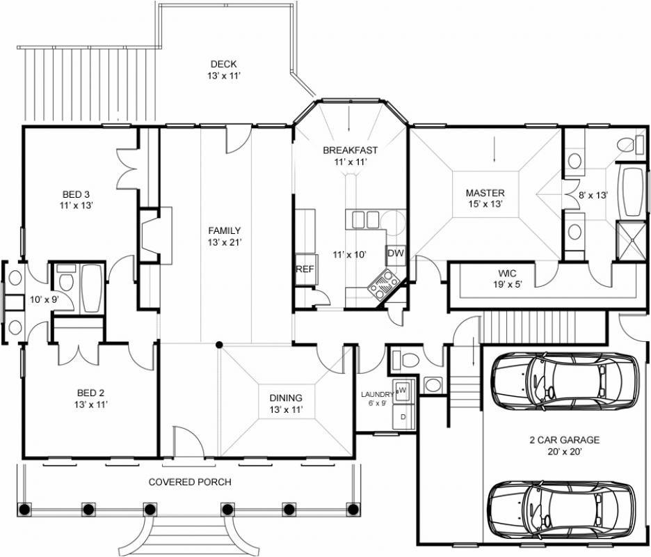 superb retirement home plans 6 best retirement house plans