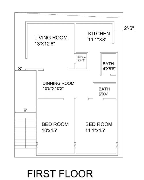 Best Vastu Home Plans 30×40 Vastu House Plans House Floor Plans