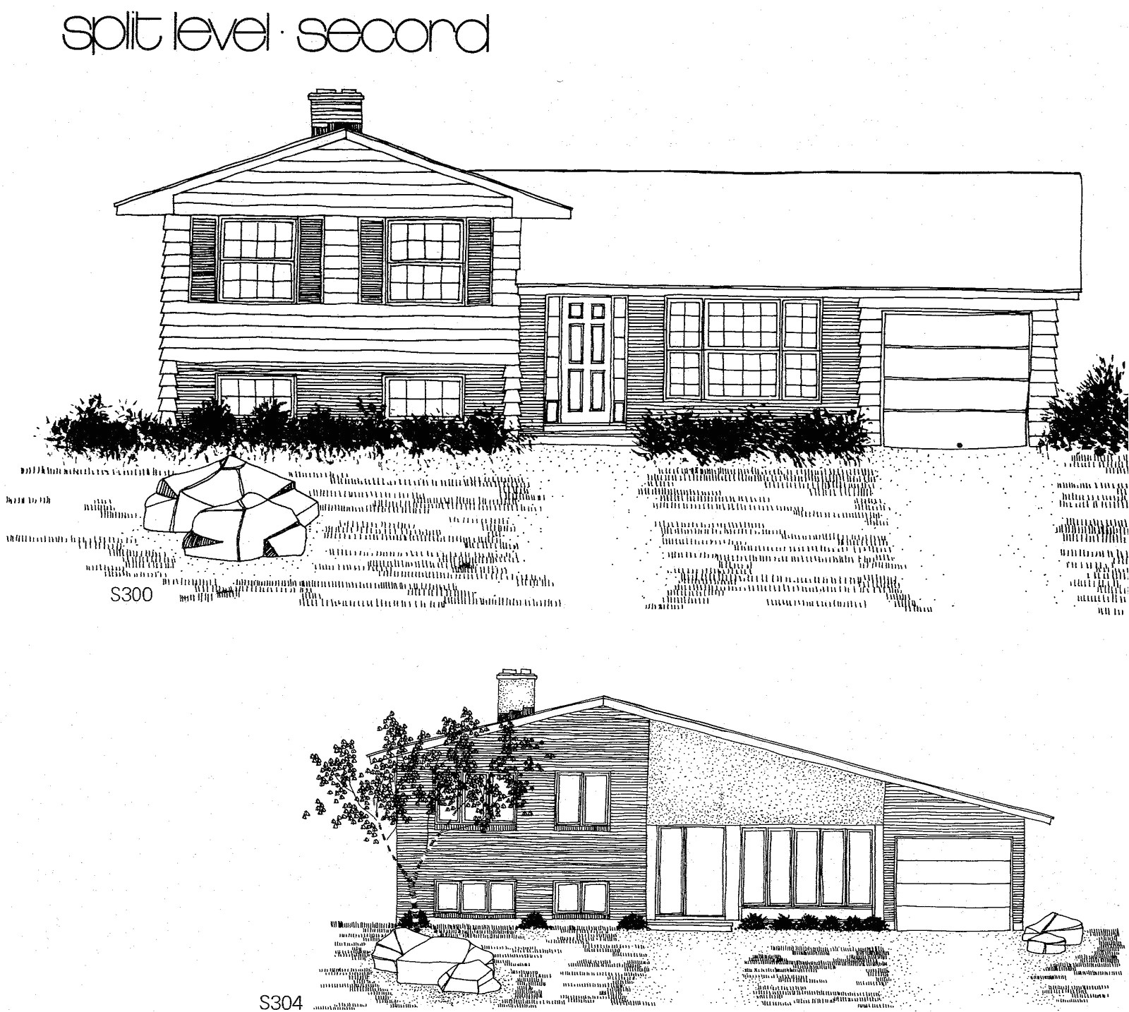 better homes and gardens house plans 1970s