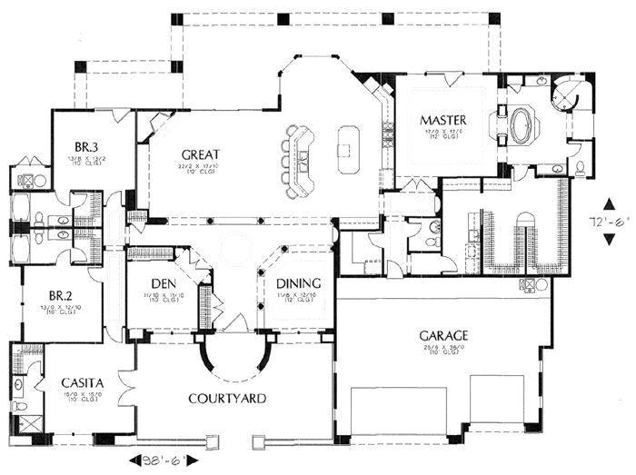 houseplans bhg com