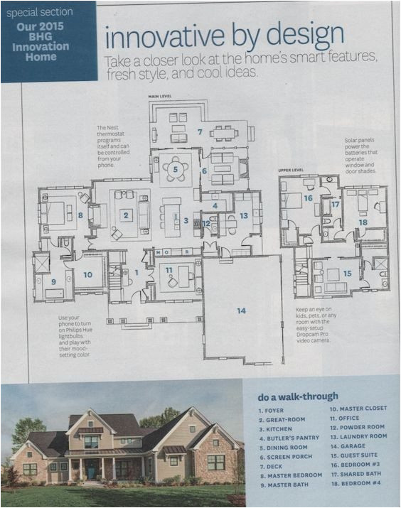 better homes and gardens floor plans