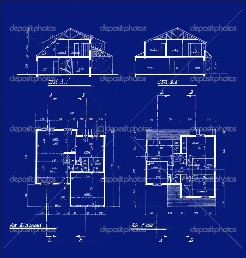 blueprints houses