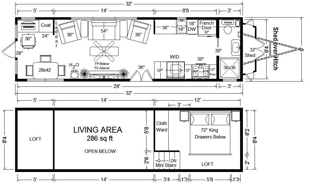 28 tiny plans plan tiny house bohemian tiny house france regarding small houses on wheels plans