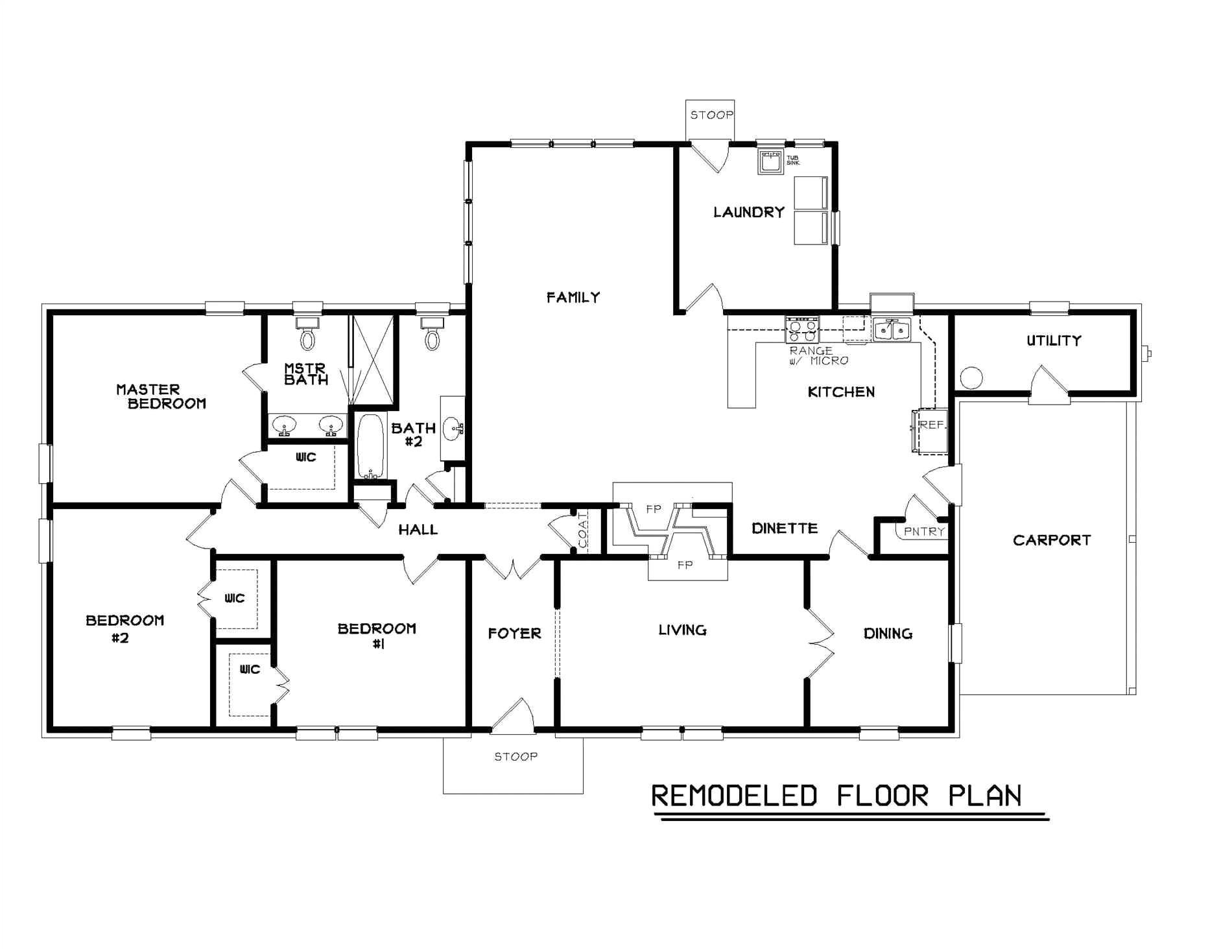 boise hunter homes floor plans