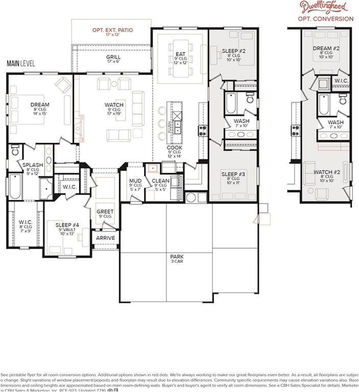 boise hunter homes floor plans lovely cbh floor plans globalchinasummerschool