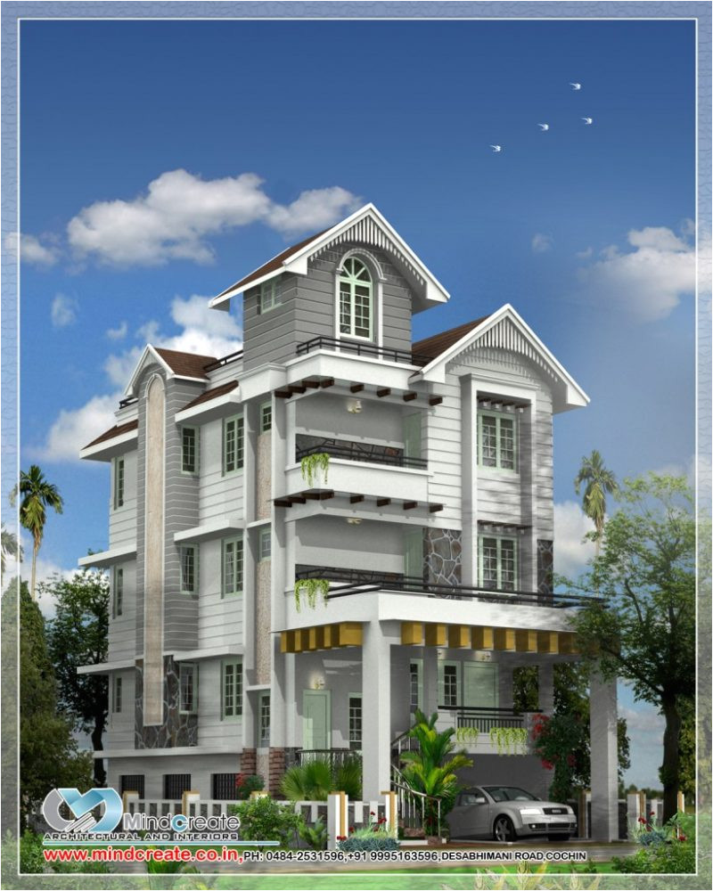 colonial type low budget homes in kerala