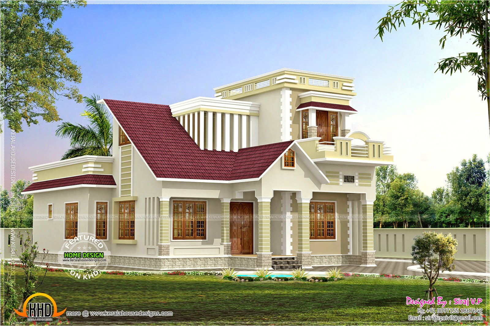 small budget home plans design kerala joy studio