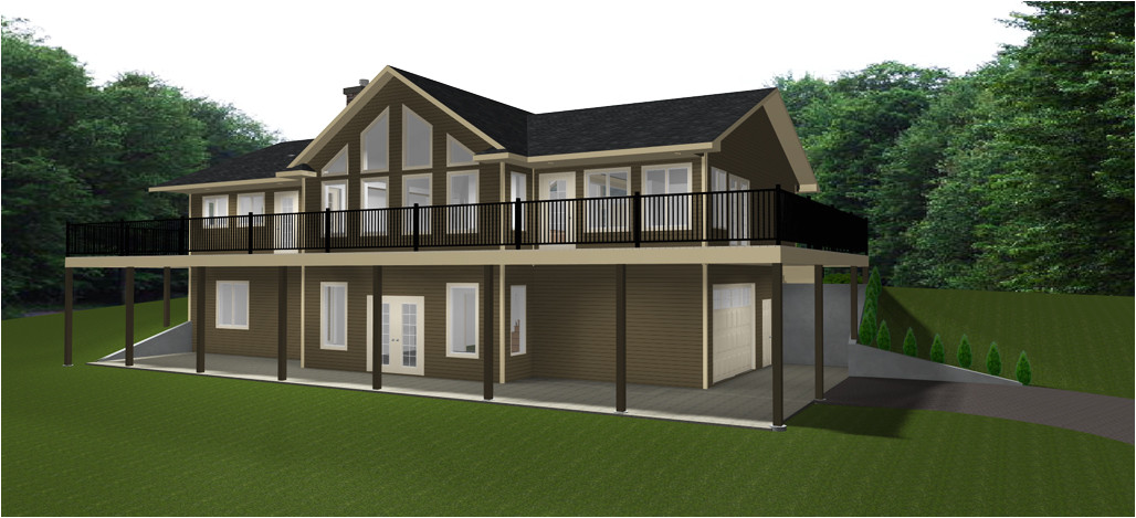 bungalow house plans with basement