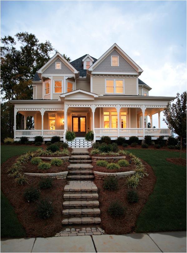 victorian farmhouse plan