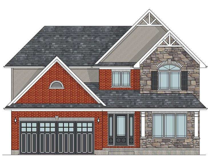 the hudson two storey house plan