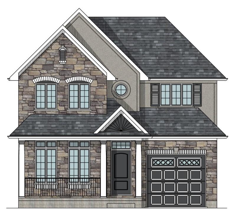 the kingston two storey house plan