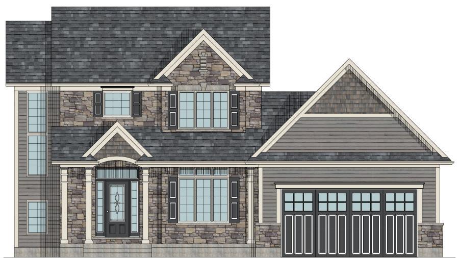the burlington two storey house plan