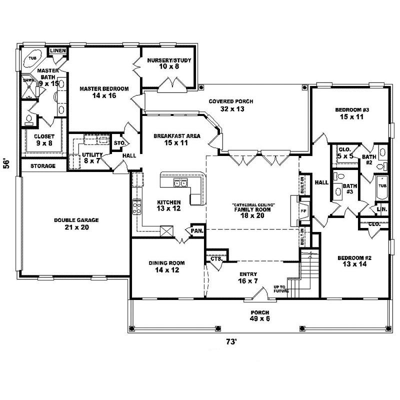 houseplan087d 1652