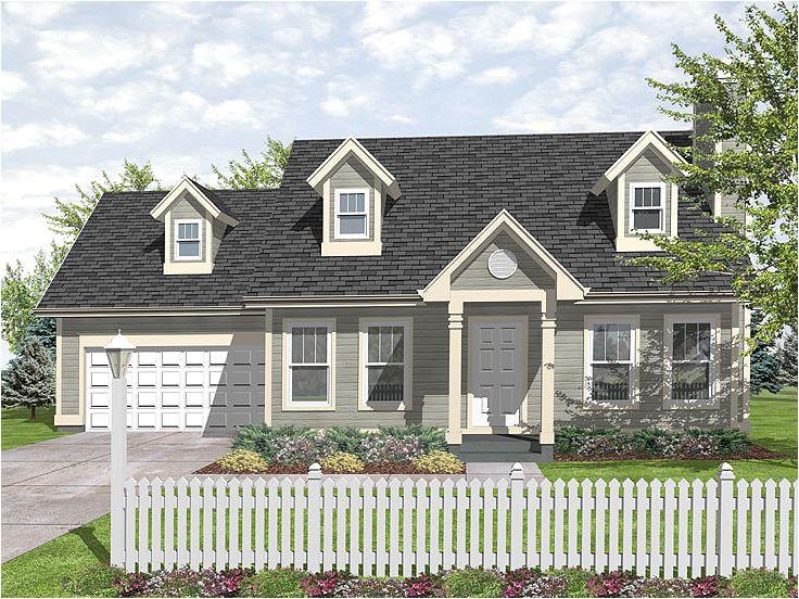 Cape Cod Home Plans Plan 016h 0020 Find Unique House Plans Home Plans and