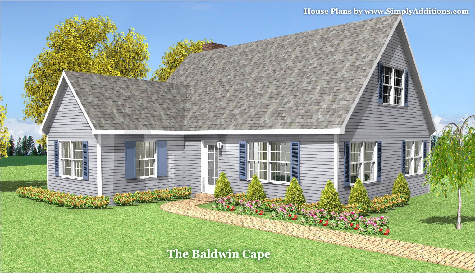 baldwin modular cape