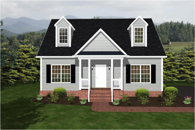 cape cod modular home plans