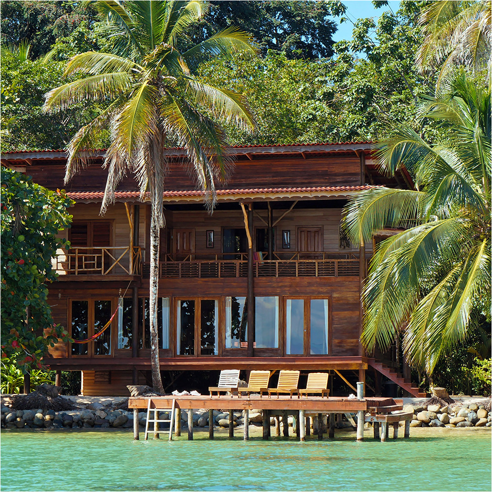 caribbean home plans